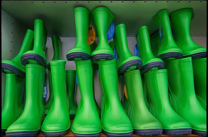 grüne gummistiefel für kinder